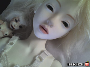 [narae 43cm] Bloody Mary - new wig p7 Bloo001m