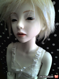 [narae 43cm] Bloody Mary - new wig p7 Bloo002b